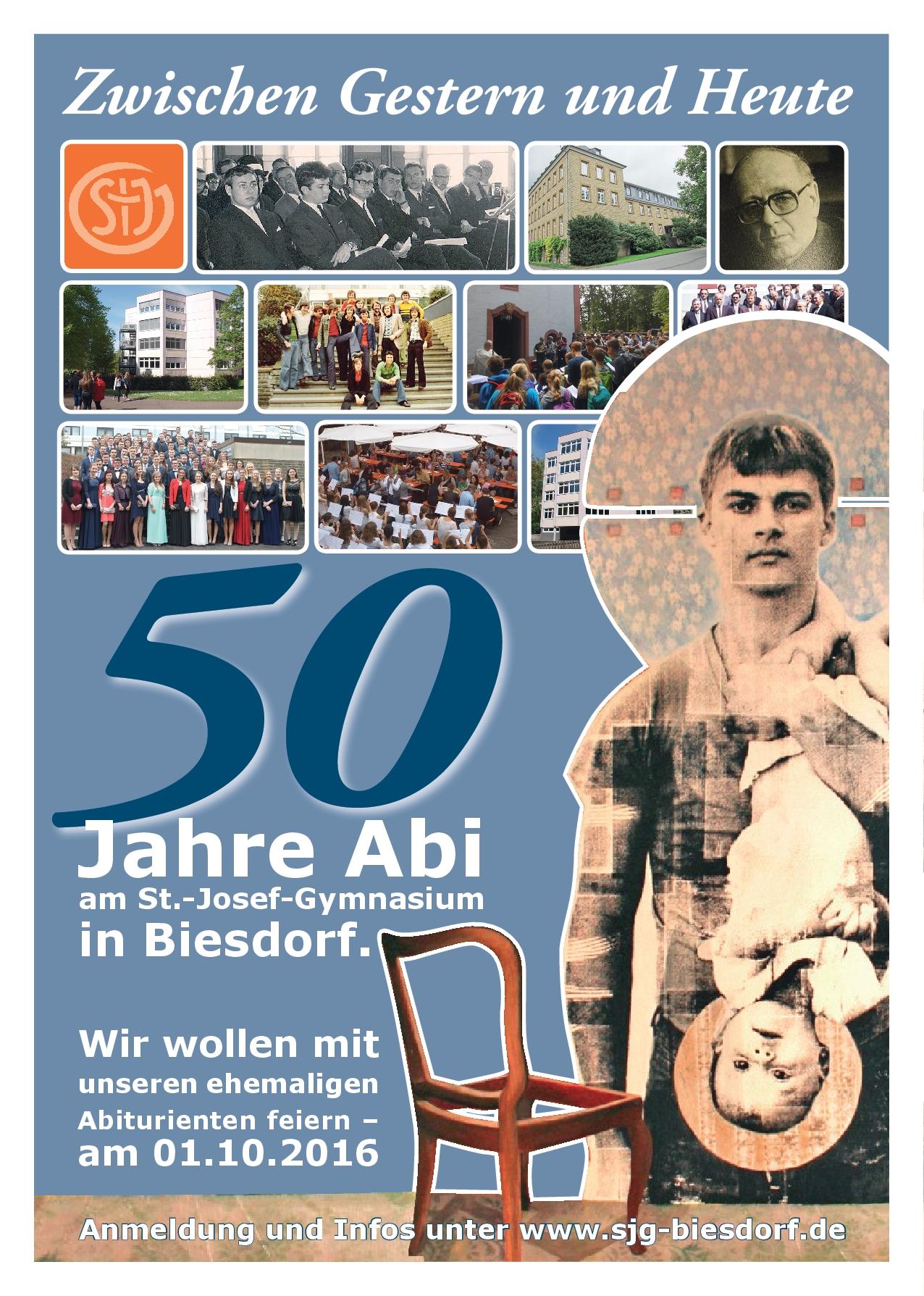 50 Jahre Abitur in Biesdorf