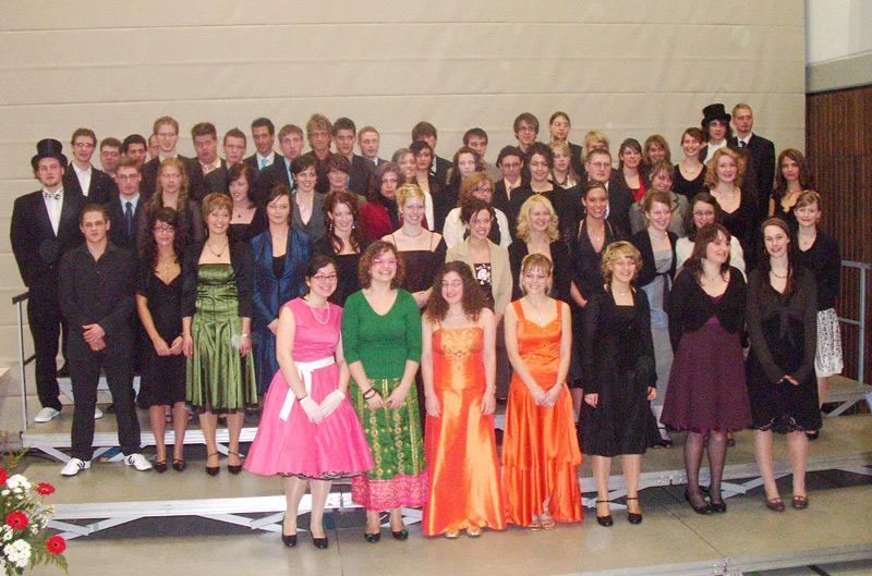 Die Abiturientia 2007