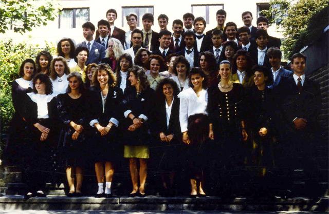 Abiturientia 1990