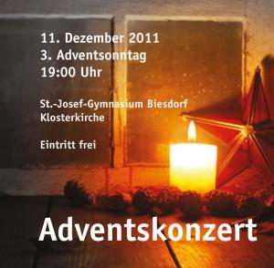 Adventskonzert in Biesdorf 2011