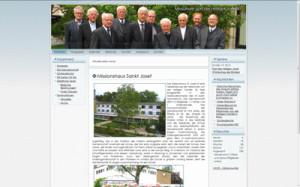Neue Webpräsenz für Biesdorfer Missionshaus.